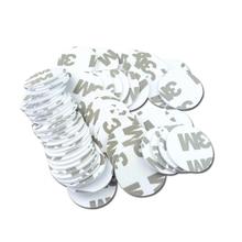 5/10 шт. RFID тег сменных маркеров UID Сменные nfc наклеек с устойчивым каблуком 0 изменяемые записи для 1k s50 13,56 МГц nfc карты Клон трещины взломать