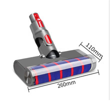 Electric Motorized Floor Brush Head Fit For Dyson V7 V8 V10 V11 Vacuum Cleaner Parts