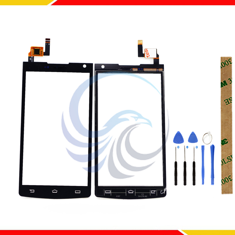 Touch Screen For Philips Xenium S388 Touch Screen Digitizer Glass Replacement