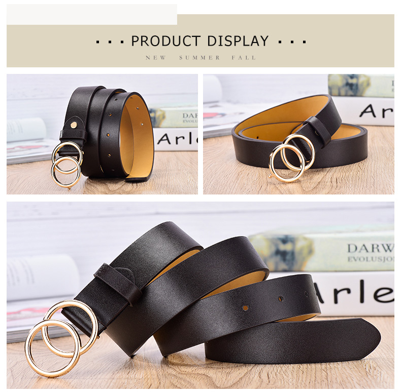 NO.ONEPAUL - Women's Fashion Belts