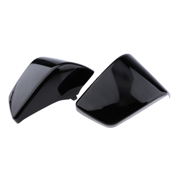 290 x 200 mm Battery Side Fairing Cover Black Metal for Honda Shadow ACE VT 400 1997-03
