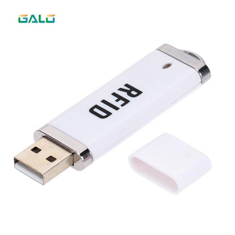 Mini Portable USB 125KHz Proximity Sensor Smart EM Card ID Crad RFID Reader USB For IPad Android Windows