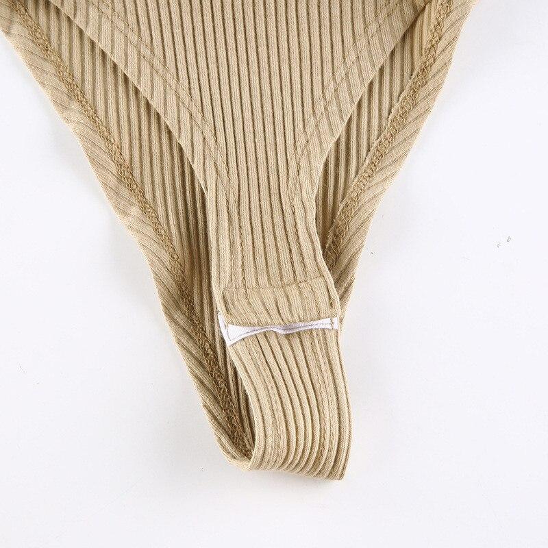 Square collar bodysuit17
