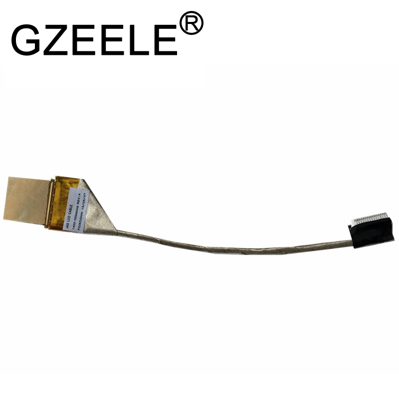 New Laptop Screen Cable For ASUS K40 X8A X8AC K40IN K50IN X5DC K40AB K50AB K50i K50ij 1422-00G90AS LCD Flex LVDS Cable