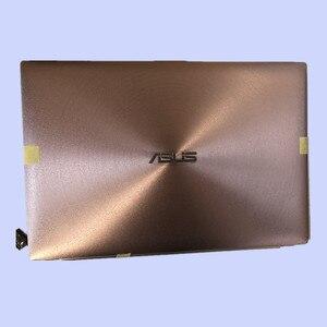 Новый оригинальный ноутбук lcd задняя крышка верхняя крышка с ЖК-экраном для ASUS UX31E с золотым цветом