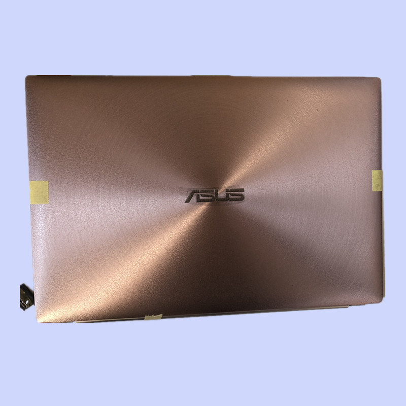 NEW Original Laptop LCD Back Cover Top Cover With LCD Screen For ASUS UX31E With Gold Color