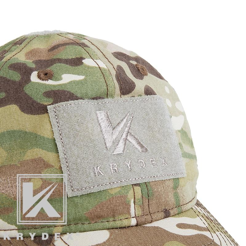 Tactical Camouflage Winter Baseball Cap 4