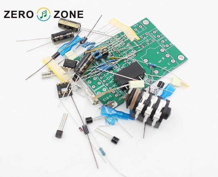 E12-I защитные электрические приборы (поддержка двойного, тройного и четырехканального) версия amp -- комплект