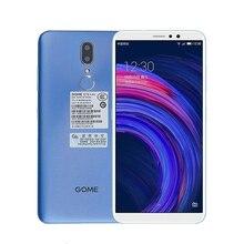 Gome C72 4G LTE Smartphone 5.99 inch 4GB 64GB MT6763T Octa Core 3500mAh Fingerprint Mobile