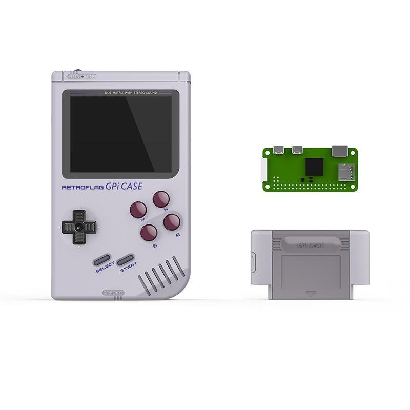 raspberry pi Retroflag GPi CASE Gameboy for Raspberry Pi ZERO and ZERO W with Safe Shutdown (2)