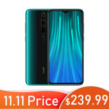 Global Version Xiaomi Redmi Note 8 Pro 6GB 64GB 64MP Quad Rear Camera Smartphone MTK Helio G90T Octa Core 4500mAh(China)