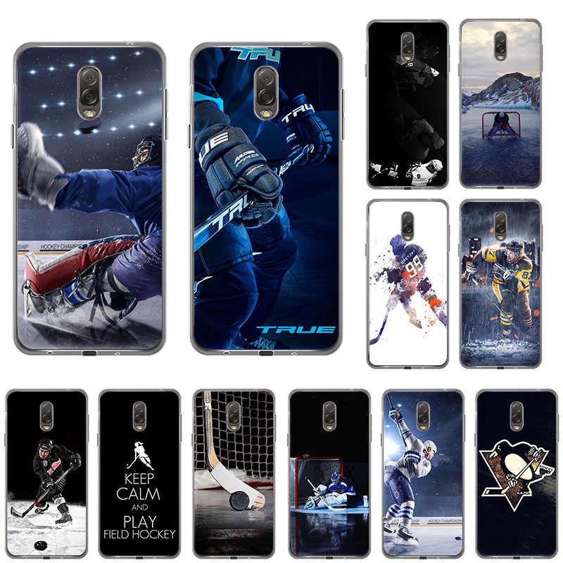 Love Ice Hockey skating sport Soft Silicone phone case for Samsung Galaxy A71 A51 A20e A80 A70 A50 A90 A30 A40 A8s A9 A60 A10 A2