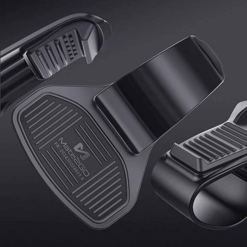 Soporte para teléfono de coche soporte para salpicadero cuna universal Clip para teléfono móvil soporte GPS soporte para teléfono móvil soporte para teléfono en el coche HUD