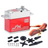 JX Servo BLS HV7032MG 32kg Große Torge Volle Metall Cnc High Voltage Digital Servo Für RC Auto Hubschrauber Drone Teile|Teile & Zubehör|Spielzeug und Hobbys -