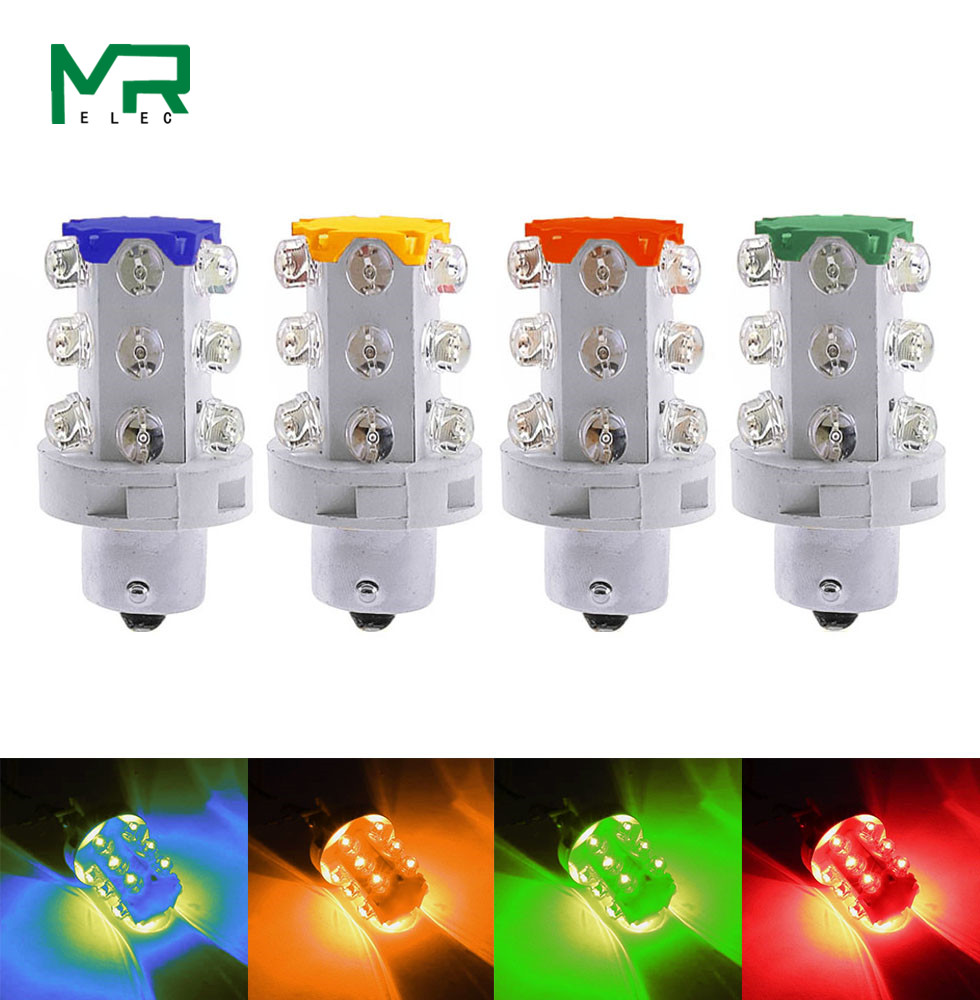 1PCS Led Warning Lamp Lampbead  Lathe Emergency Warning Light DC12V/24V Led Tower Type CNC Machine Tool Warning Light