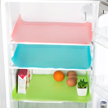 Впитывающие кухонные коврики для шкафов, водонепроницаемый коврик для гардероба, коврик для холодильника, коврик для холодильника, может отрезать Антибактериальный коврик