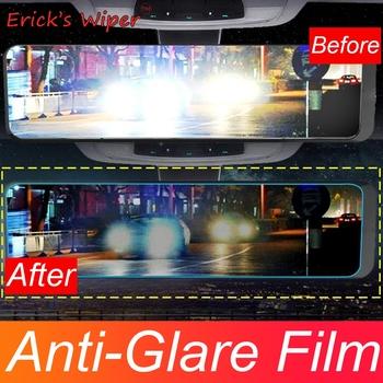 Przednie wycieraczki przedniej szyby wnętrza samochodu lusterko wsteczne Anti-Glare Film Anti-Fog Scartchproof Nano naklejka ochronna uniwersalne akcesoria tanie i dobre opinie 20 -40 CN (pochodzenie) 80 -100 0 01cm 19 8cm PET+ Nano coating protective film Szyberdach Naklejki Folie okienne i ochrona słoneczna