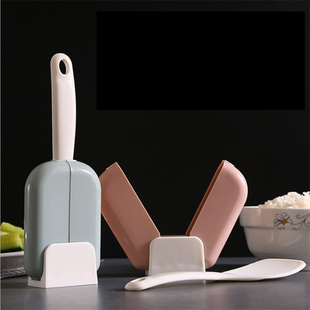 Household Automatic Opening And Closing Standing Spoon Set With Dustproof Cover Dustproof Base Spoon Storage Rack