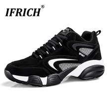 Best Selling Outdoor Walking Sneakers Shoes Mid-Top Gym Shoes