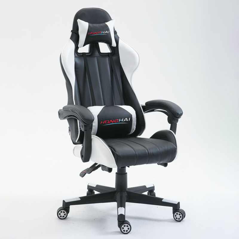 E1Connected Armrest Electric Competitive Chair Wholesale Home Office Chair Seat Turn Internet Cafes Game Chair