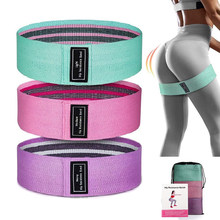 Yoga Tension BandResistance Bands Fitness Booty Bands Fitness Rubber Expander Elastic Band for Home Workout Exercise Equipment