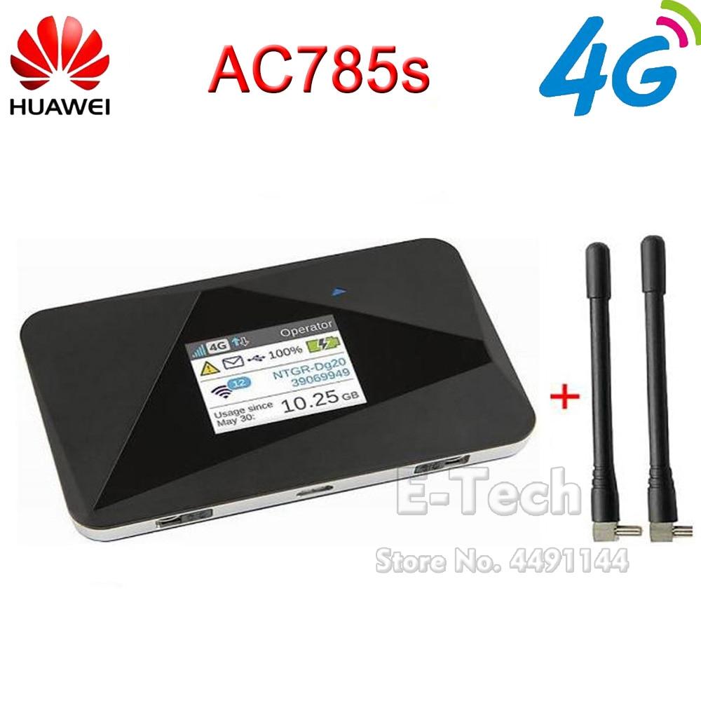 Unlocked Netgear Aircard AC785s 785s LTE 4g router 4g lte