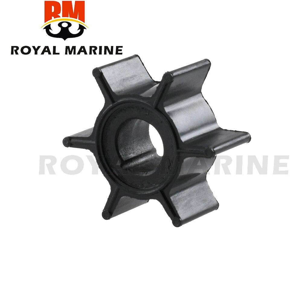 369-65021 Tohatsu 2HP 2.5HP 3.5HP 4HP HANKAI 5HP 6HP Outboard Motor 2T 369-65021-1 Mercury 4HP 5HP 47-16154 New Impeller