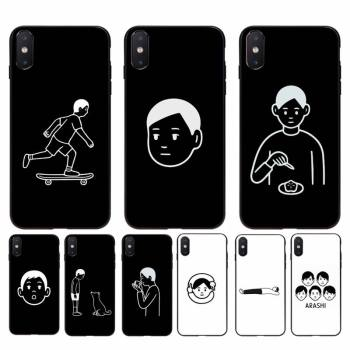 Babaite Noritake Cute Aesthetic art Soft Phone Case Capa for iphone 11 Pro Max X XS MAX 6 6s 7 8 plus 5 5S 5SE XR SE2020 image