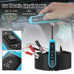 Venda 12v 24v bateria power probe testador de circuito automático sistema elétrico powerscan teste ferramentas automotivas por atacado entrega rápida