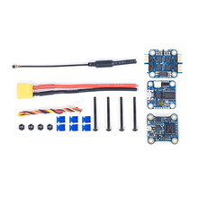 iFlight SucceX Micro F4 V2.0 FlyTower System Stack 2-4S with SucceX Micro F4 Flight Controll 12A ESC 200mW VTX for DIY FPV Drone цены онлайн