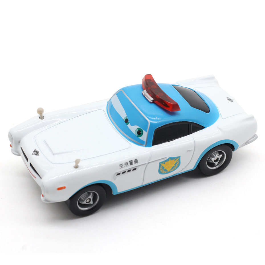 Disney Pixar Cars 3 Diecasts Toy Vehicles Miss Fritter Lightning McQueen Jackson Storm Cruz Ramirez Metal Car Model Kid Toy Gift