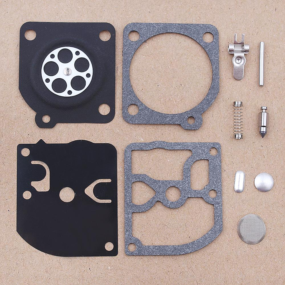 Carburetor Rebuild Overhaul Kit For Stihl MS210 MS230 MS250 021 023 Chainsaws Replacement Spare Part 1123 007 1060