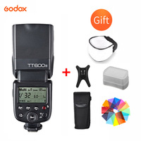 Godox TT600 2.4G Wireless GN60 Master/Slave Camera Flash Speedlite for Sony a6000 a6300 a6500 a7 ii MI Shoe Cameras