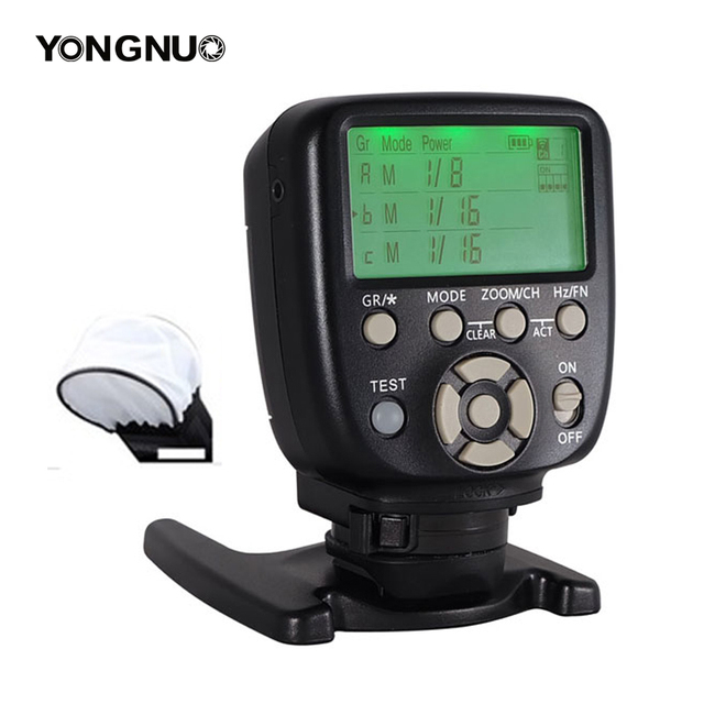 Yongnuo YN560 TX II Wireless Flash Controller และ Commander YN 560III YN560 แฟลช SPEEDLITE IV,YN 560TX YN560TX สำหรับ Canon Nikon