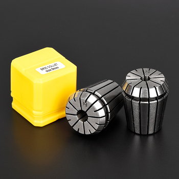 ER8 ER32 ER40 tuleja zaciskowa dla frezowanie cnc do cięcia narzędzie do frezarki cnc silnik wrzeciona maszyny grawerującej tanie i dobre opinie Baimo