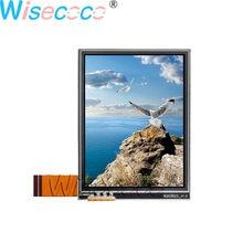 Wisecoco 3,5 дюймовый ЖК-дисплей 480*640 650 нит высокая яркость ttl 39 контактов с резистивным сенсорным экраном
