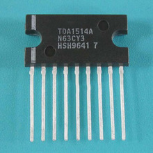 1pcs TDA1514A TDA1514 ZIP-9 High fidelity high performance audio amplifier chip NEW and Original In Stock