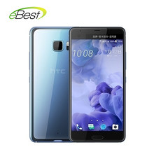 "HTC U Ultra Android Smartphone 5.7 ""2 K écran 2560X1440 Qualcomm Snapdragon 821 empreinte digitale 4GB RAM 64GB ROM NFC 4G téléphone portable(China)"