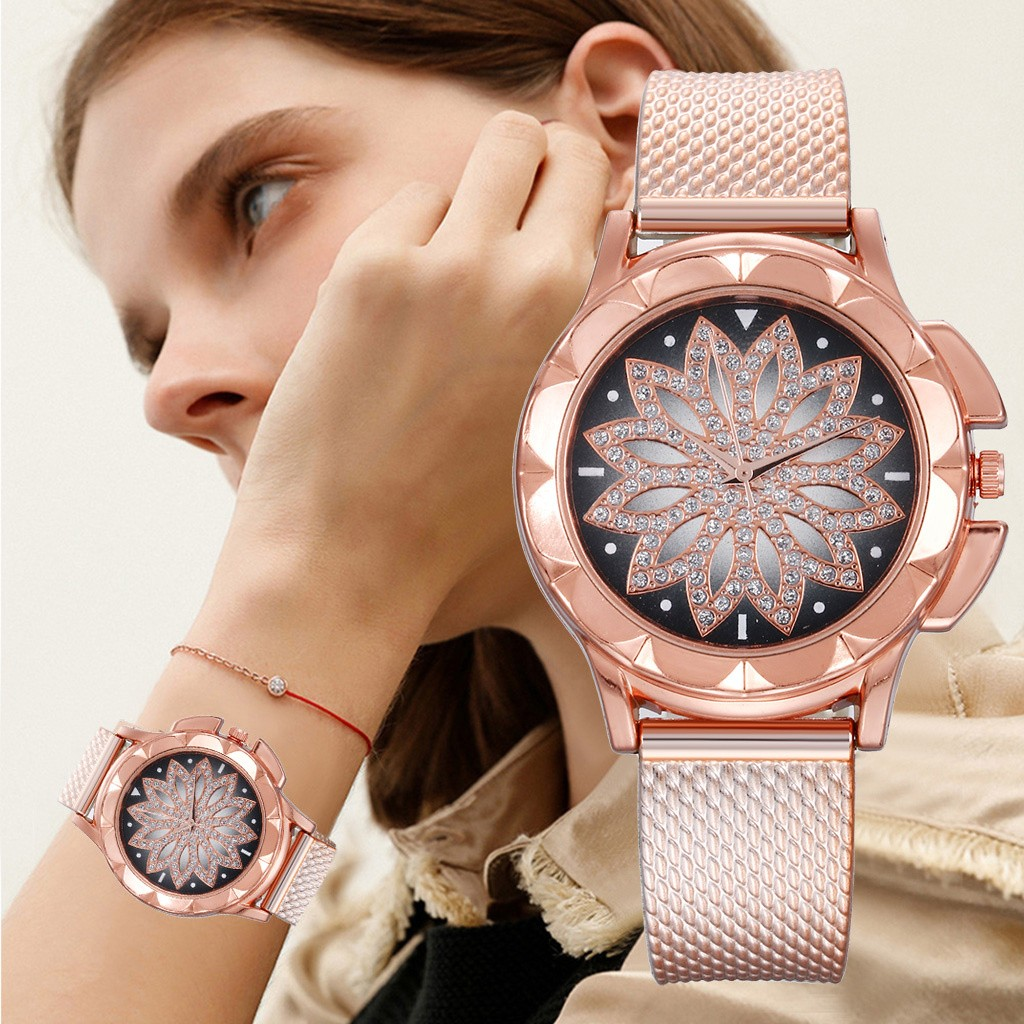 Top Brand High Quality Fashion Watch Classic Luxury Women Watches Christmas Gift Hot Sale Clock Charming For All Occasions &50