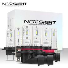 Светодиодный противотуманный светильник novsight 160 Вт 2000