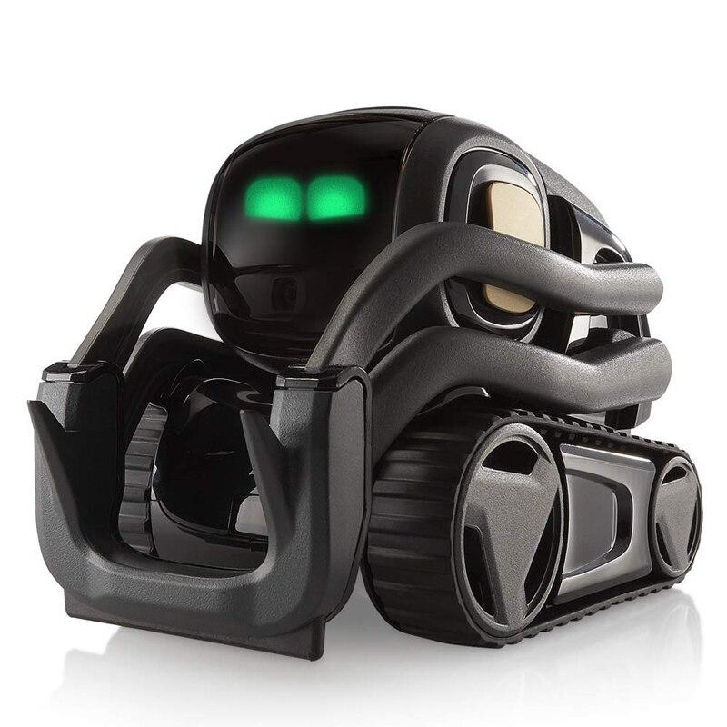 Juguetes de inteligencia Artificial, Robot de Vector para niños chicos cumpleaños, regalo, juguetes de Interacción de voz inteligentes, educación temprana para niños