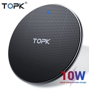 TOPK Wireless Charger for iPho