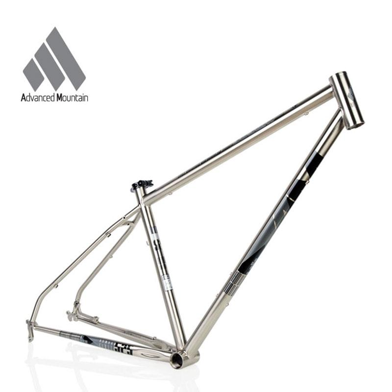 CR-MO Mountain <font><b>Frame</b></font> AM XM525 Reynolds 520 <font><b>Steel</b></font> MTB Chrome molybdenum <font><b>steel</b></font> <font><b>frame</b></font> 26er 27.5er 16