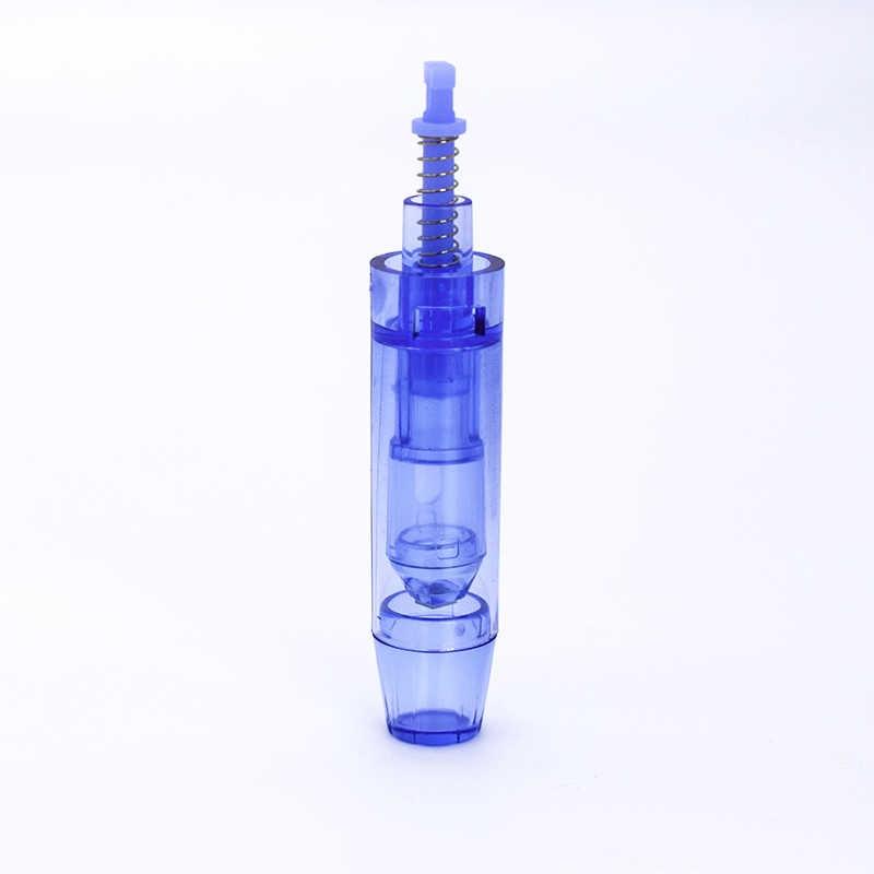 Bộ 50 3D Silicon Nano Kim Hộp Mực Bí Quyết Điện Tự Động Micro Tem Derma Pen Ultima A1 Nano Kim DR. bút