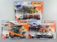 Matchbox Collection Alloy Car Transport Team GKB70 Tesla Ford Tractor Truck Hot Toys Model Car Toys for Boys Toy Car Kids Car