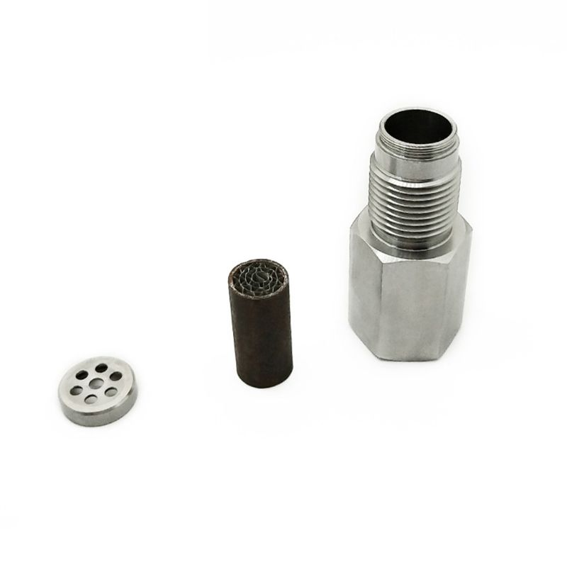 Universal O2 Sensor CEL Eliminator Adapter Spacer Catalytic Converter 1