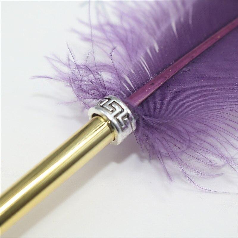 Feather ballpoint pen18