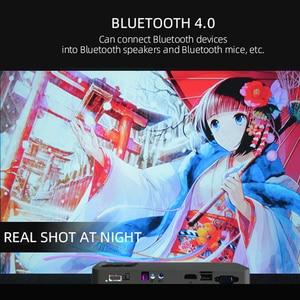 Image 3 - CRENOVA Video Proiettore Con Android 6.0 del SISTEMA OPERATIVO Per Smart phone Home Cinema Video di Film Proiettore Bluetooth WIFI Beamer