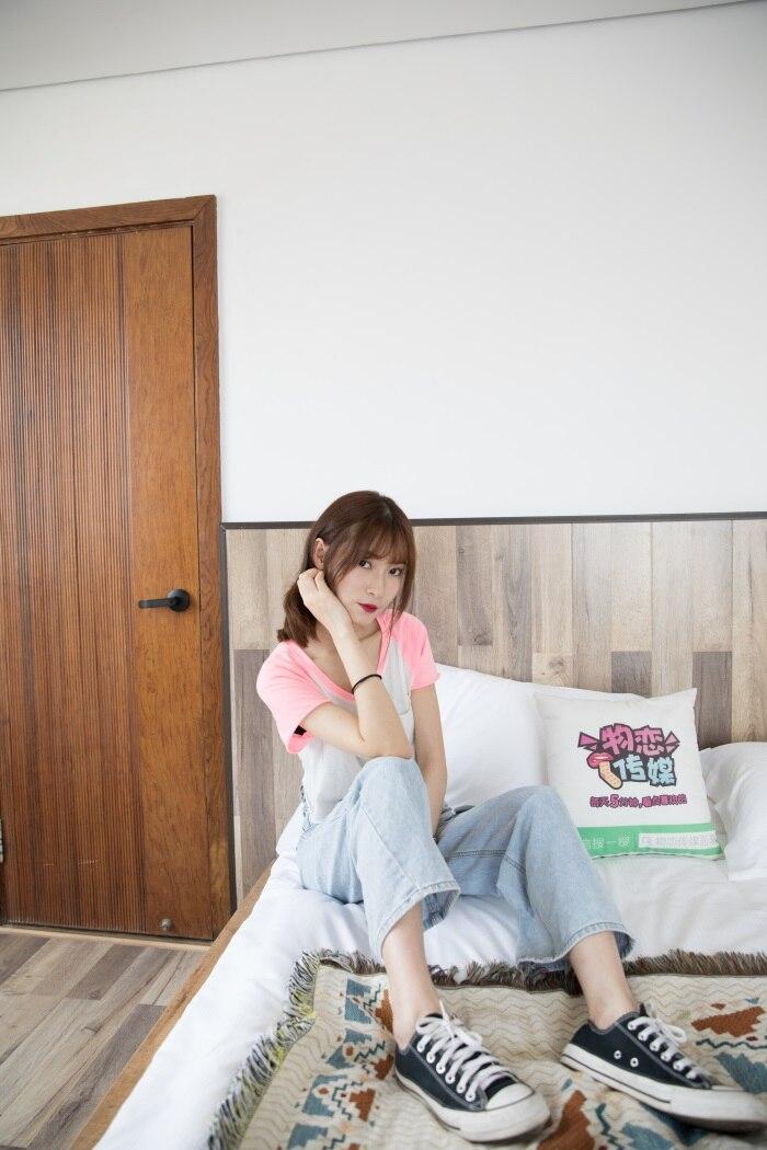★物恋传媒★No.184 猫耳-清新的日常穿搭 [186P/1V/6.28G]插图(1)