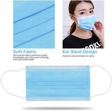 50Pcs N95 Antivirus Mask 3 Layers N95 Prevent Anti Virus Dust Respirato Bacteria Earloop Proof Face Mouth Mask KN95 20pcs 100pcs